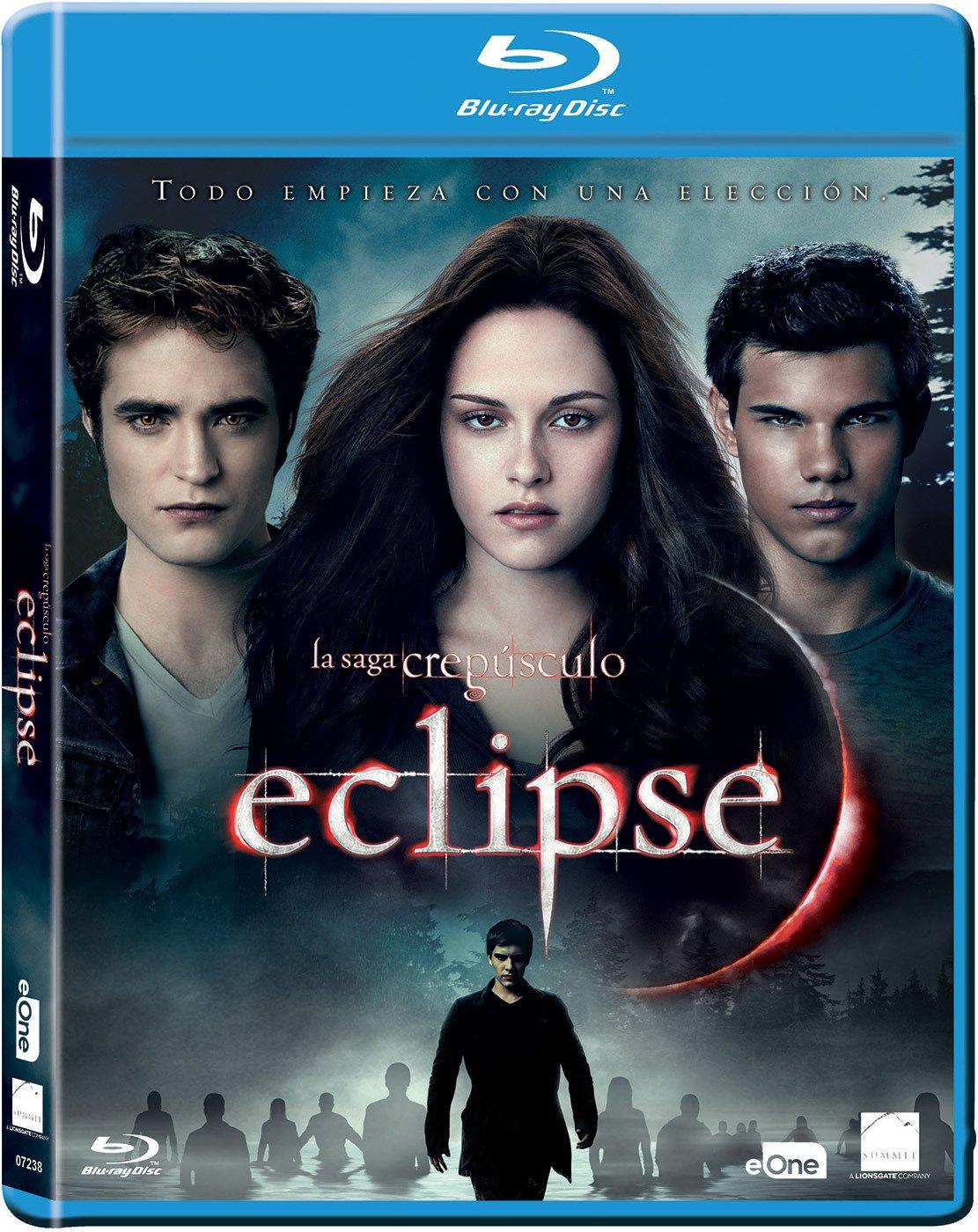 Crepusculo: Eclipse Blu-Ray [Blu-ray]: Amazon.es: Kristen Stewart ...