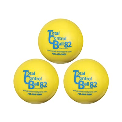 Total Control Sports 82 Ball (3-Pack) : Sports & Outdoors