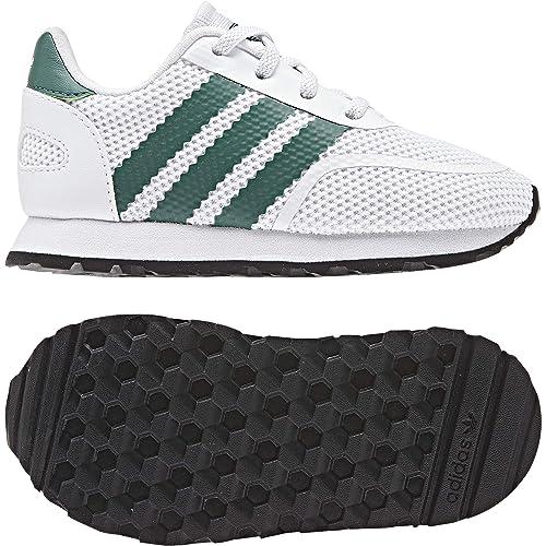 foto ufficiali nuovi prodotti caldi scegli genuino Adidas Scarpe Sneakers N-5923 Bambino Bianco CG6974: Amazon ...