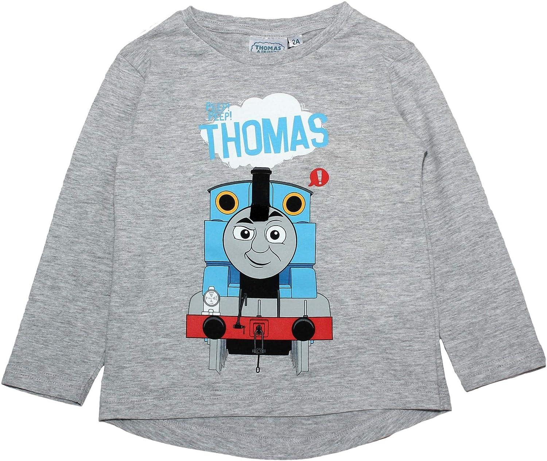 Thomas /& Friends Ragazzo Maglia a Manica Lunga