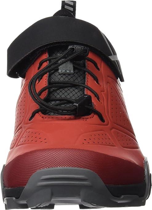 SHIMANO SHMT5OG360SR00 - Zapatillas Ciclismo, 36, Rojo, Hombre ...