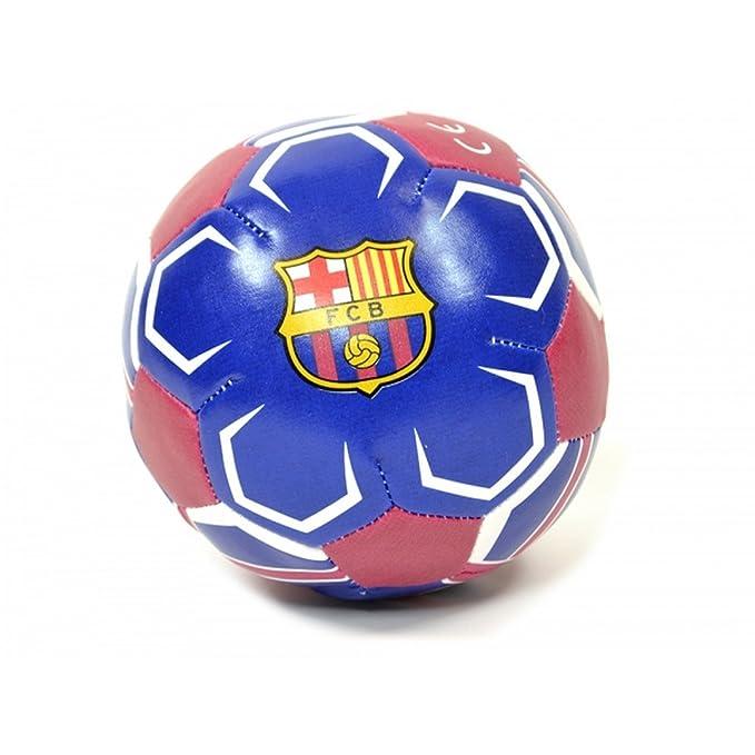 FC Barcelona - Balón de fútbol blanco oficial de FC Barcelona ...