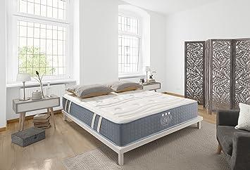 Living Sofa SIMPUR Relax | Gran COLCHÓN Soporte VISCO Fresh Care® 80X180 | 30CM Grosor