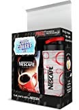 Nescafe Classic Coffee, 50g with Free Shaker and Cold Coffee Recipe Booklet