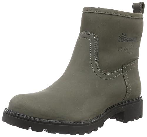 Wrangler Creek Booty Nubuk, Zapatillas de Estar por casa para Mujer: Amazon.es: Zapatos y complementos