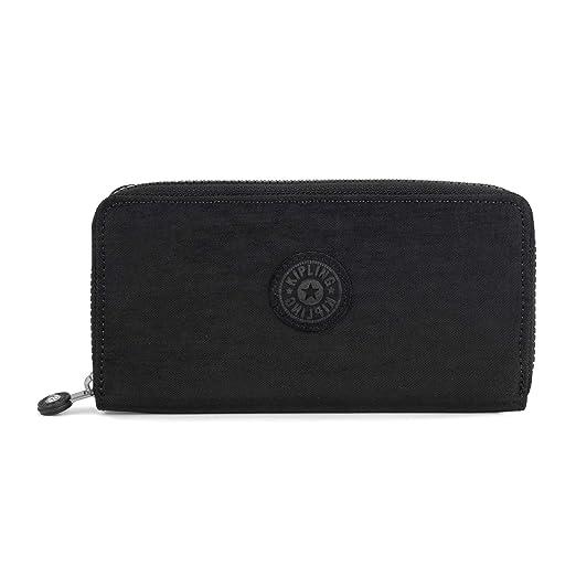 Amazon.com: Kipling Jessi Zip Wallet, talla única: Clothing