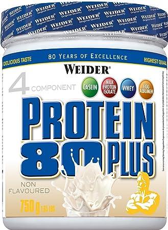Weider Protein 80 Plus Neutral - 750 gr