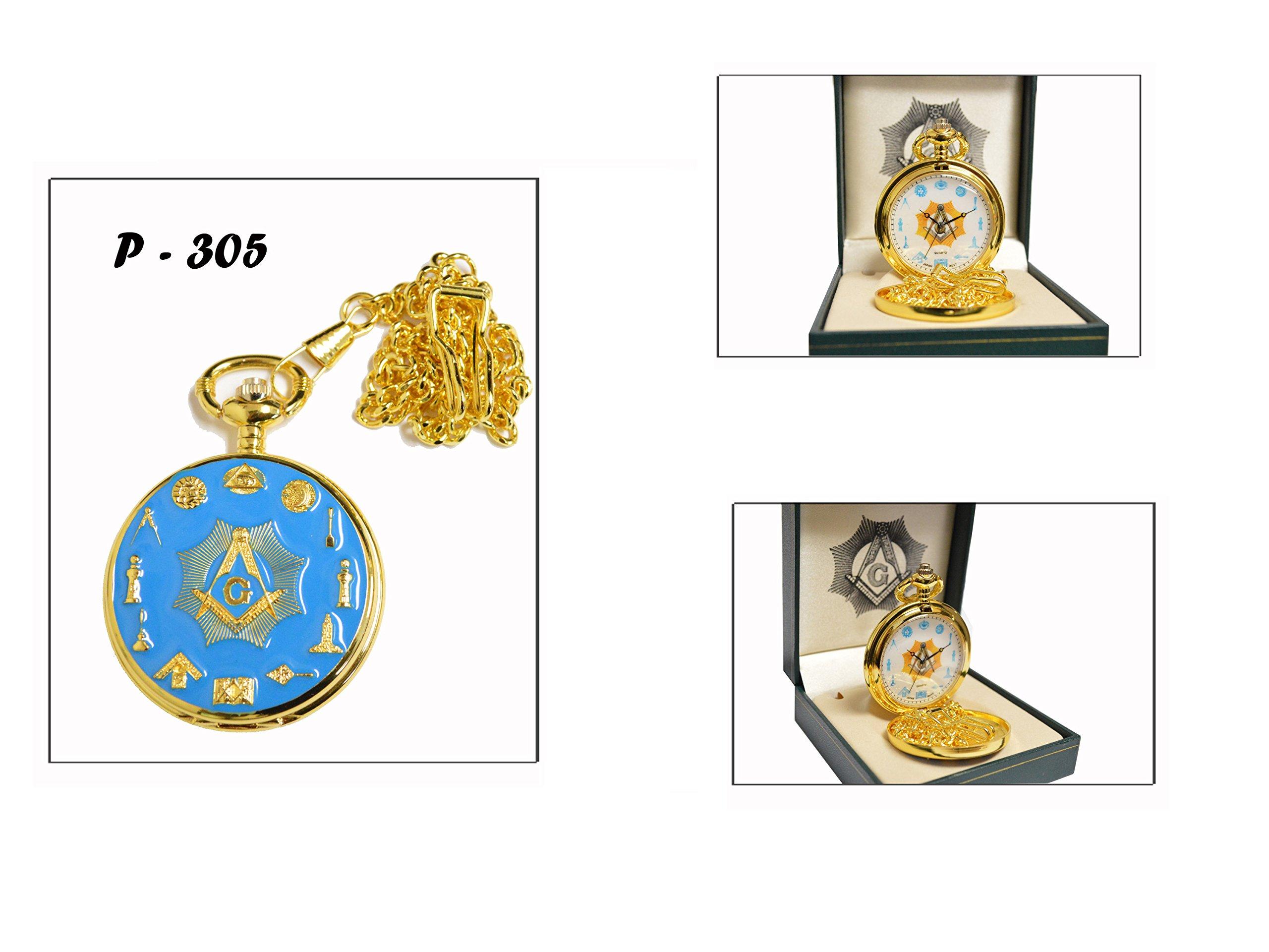 Masonic Pocket Watch P-305