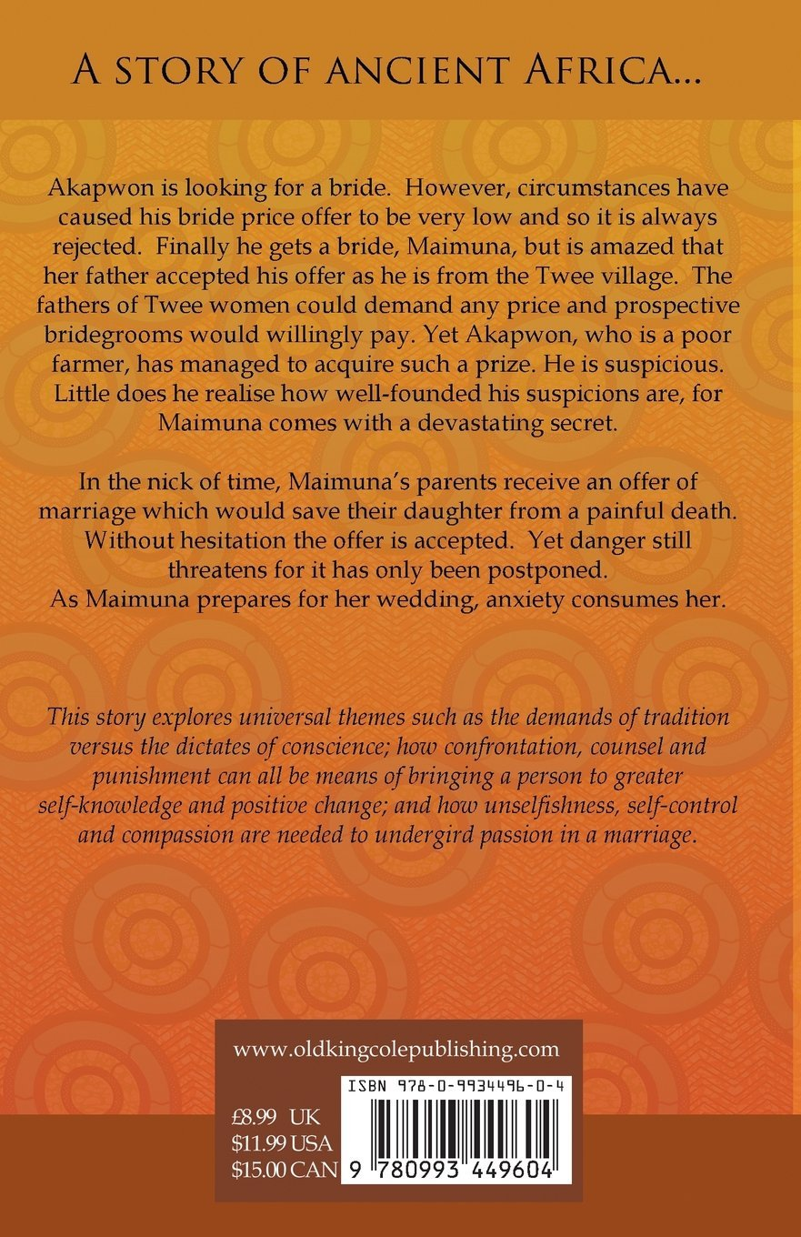 An African Story: The Marriage: Amazon co uk: L  A  Osakwe