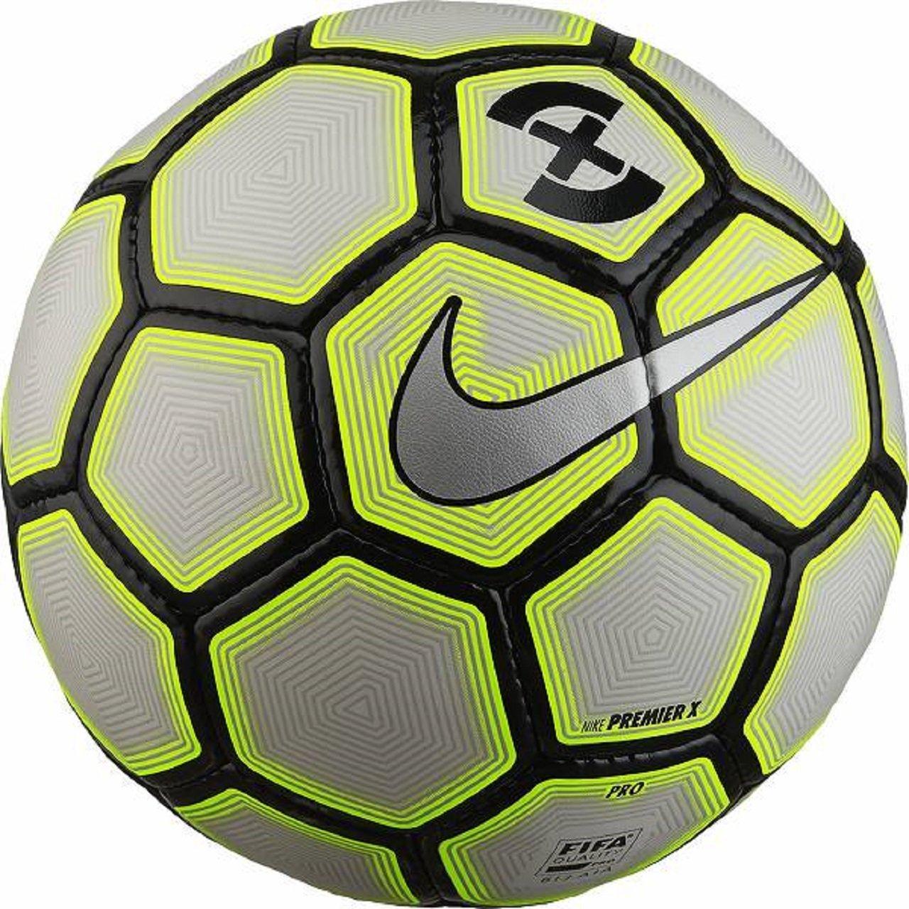 Nike NK PRMR X Balón de Fútbol, Unisex Adulto, Blanco / (White ...