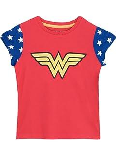 San Francisco 2b983 25412 Wonder Woman DC Comics Bañador para niña: Amazon.es: Ropa y ...
