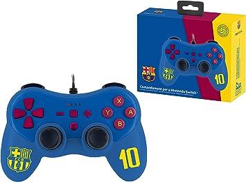 Mando controller para Nintendo Switch, con cable, EC Barcelona ...