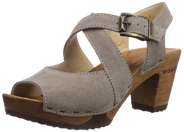 Woody Elenor - Zapatillas De Estar Por Casa para Mujer 39 EU|Topo