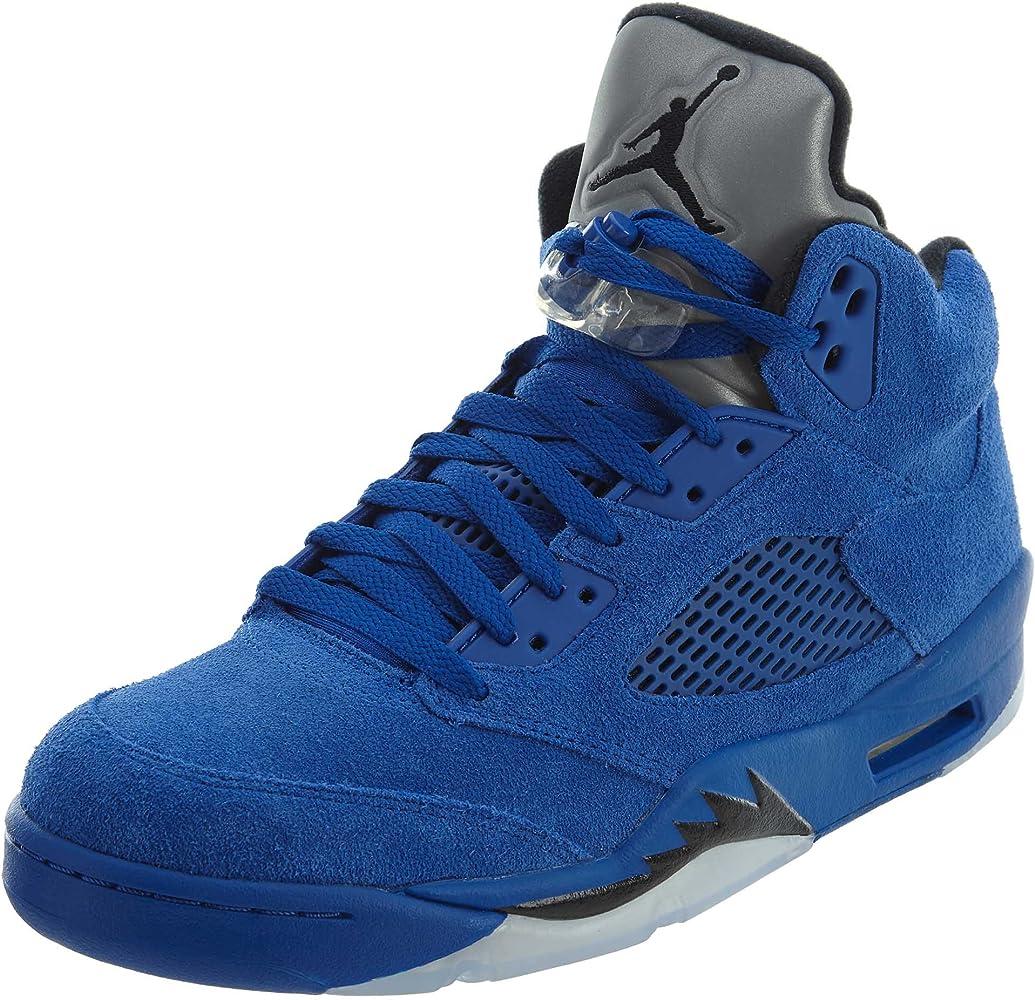 Jordan Mens Air 5 Retro Game Basketball