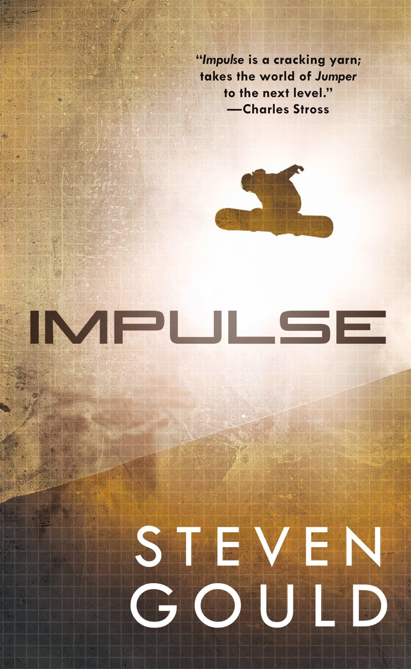Download Impulse: A Jumper Novel ebook