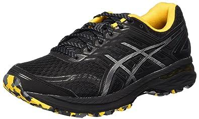 ASICS Gt-2000 5 Trail Plasmaguard, Chaussures Homme, Noir (Black Carbon 81fa1d13da88