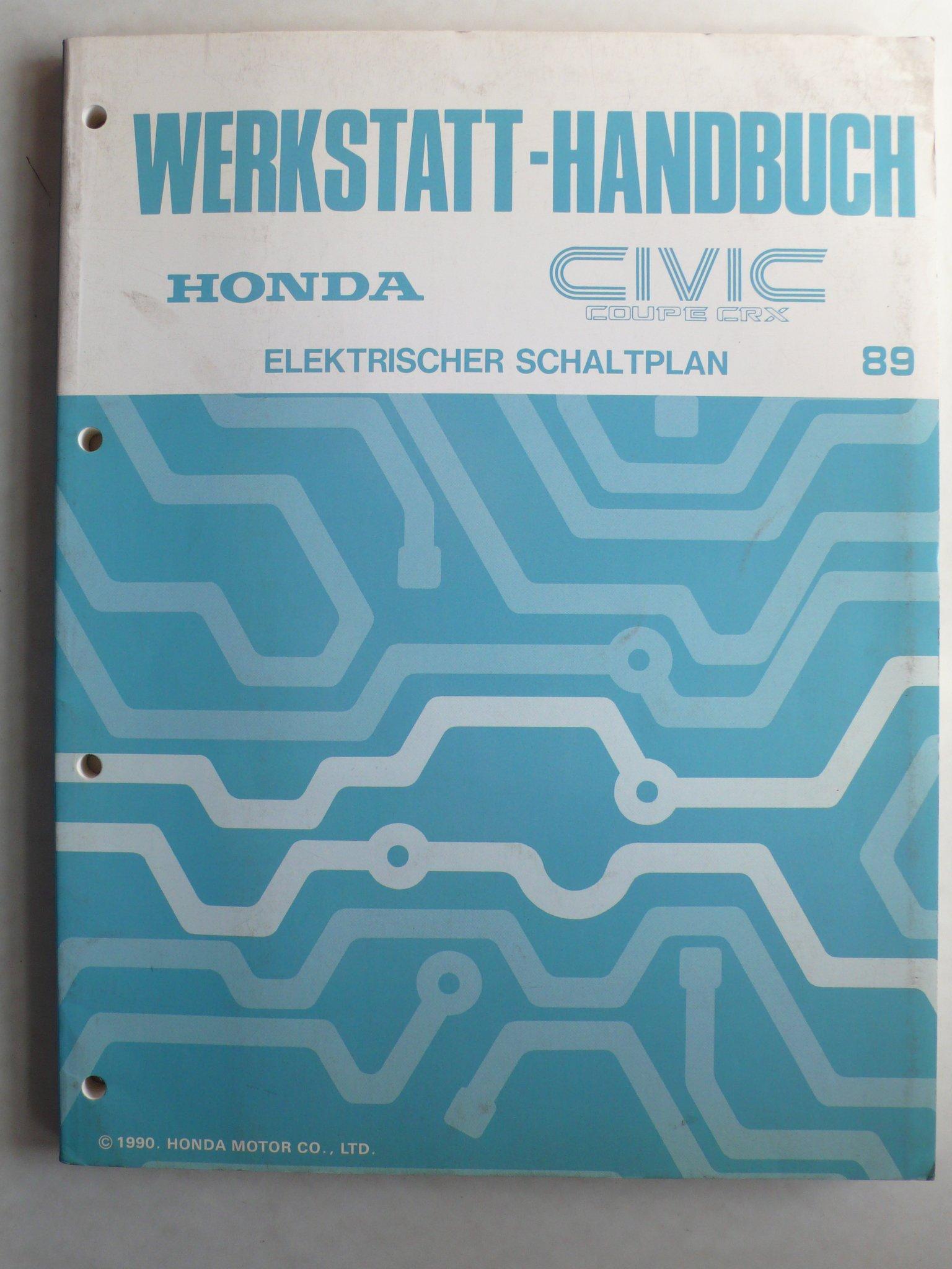 Beste Crx Schaltplan Bilder - Der Schaltplan - greigo.com