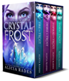 Crystal Frost Complete Series: A Teen Psychic Paranormal Box Set
