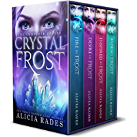 Crystal Frost Complete Series: A Teen Psychic Paranormal Box Set book cover