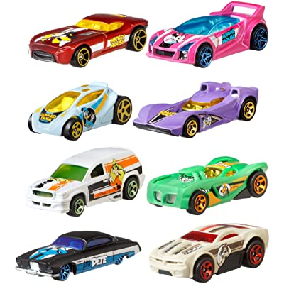 UPD Hot Wheels 2020 Disney 90th Anniversary Edition Exclusive - Disney Mickey and Friends Car - Styles May Vary: Toys & Games