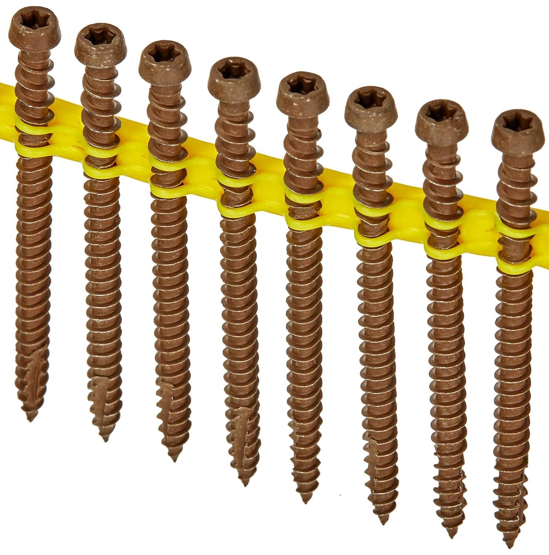 3000 pcs #10-24 X 3//8 C1008-C1010 Steel Projections Under Head Weld Screws