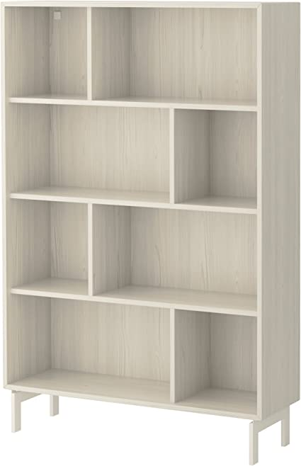 IKEA VALJE estantería de – alerce blanco: Amazon.es: Hogar