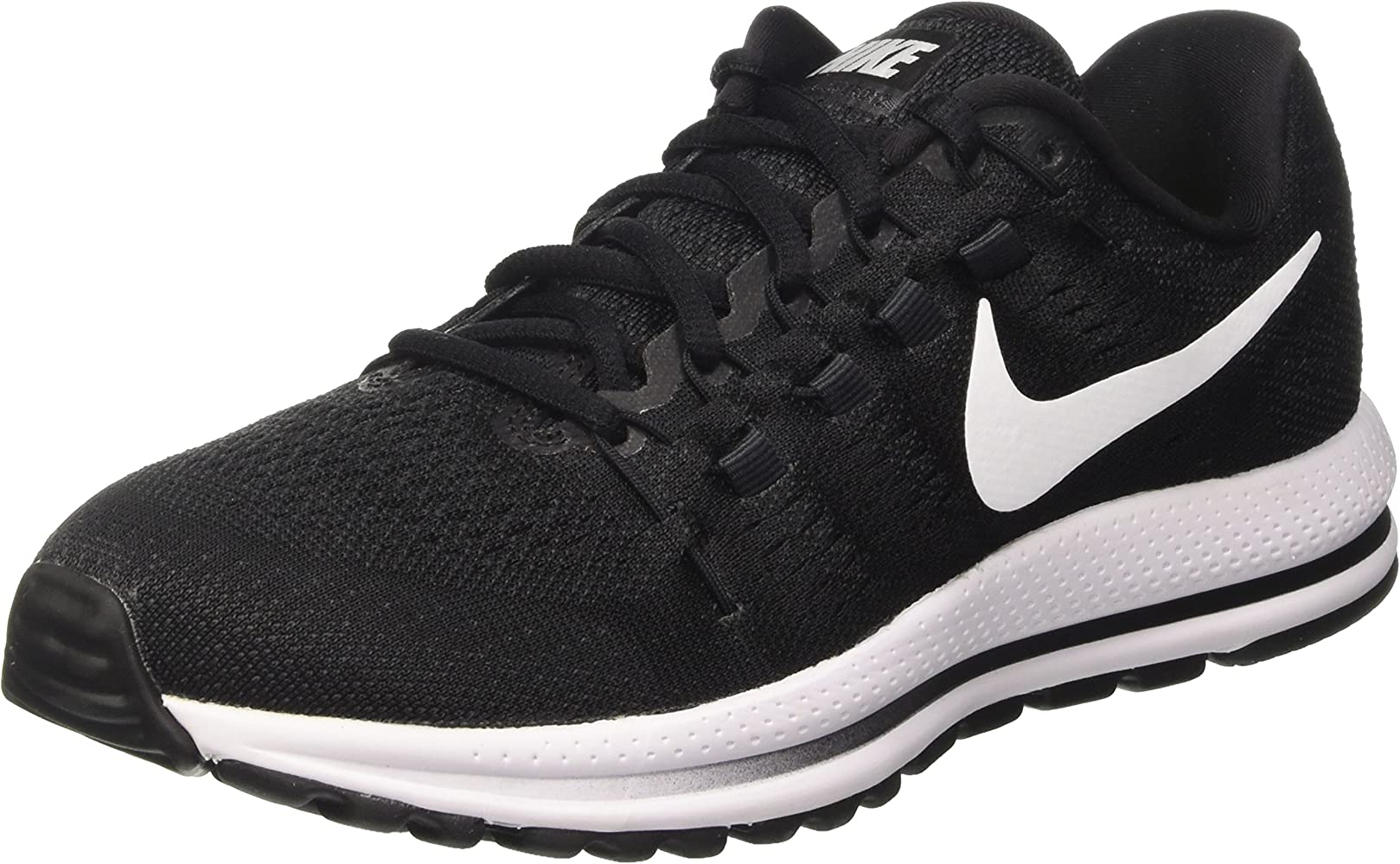 running shoes new high exquisite style Nike AIR Zoom Vomero 12, Chaussures de Running Homme, (Noir ...