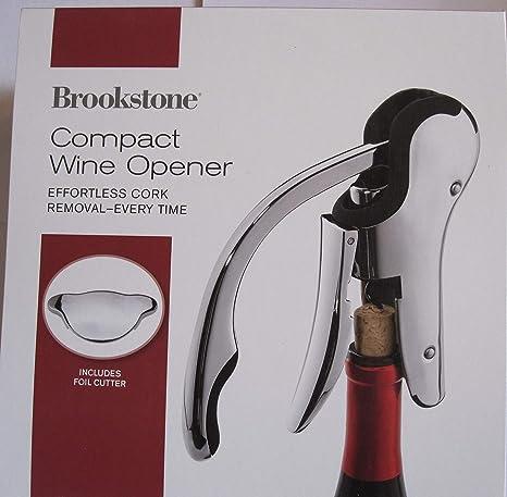 Brookstone Compact Wine Opener