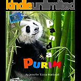 Panda Purim (Jewish Nature Book 2)