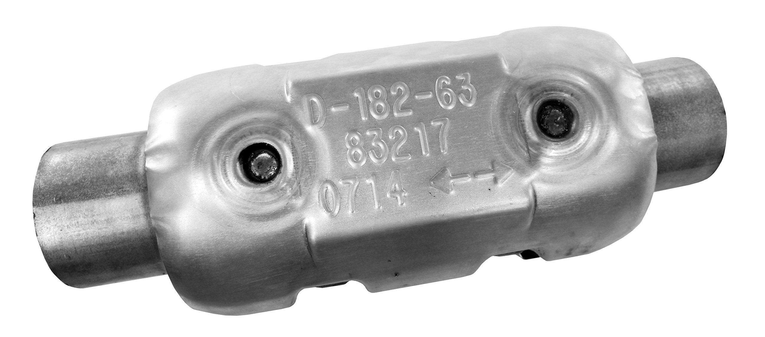 Walker 83217 Universal CalCat Catalytic Converter
