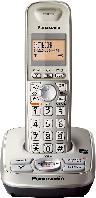 Panasonic KX-TG4221N DECT 6.0 Cordless Telephone