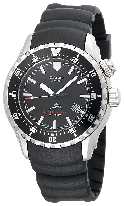 703de899cc02 Casio Men s Watch MDV102-1AV  Casio  Amazon.co.uk  Watches