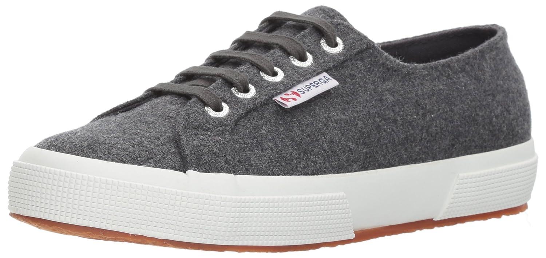 Superga Women's 2750 Woolmelw Fashion Sneaker B071ZS585V 40 M EU / 9 B(M) US|Dark Grey