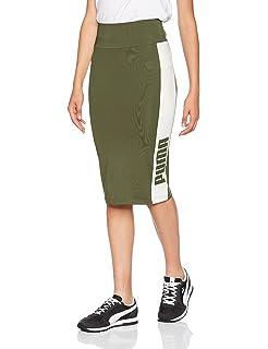 Puma Damen Classics T7 Skirt Rock: : Sport & Freizeit