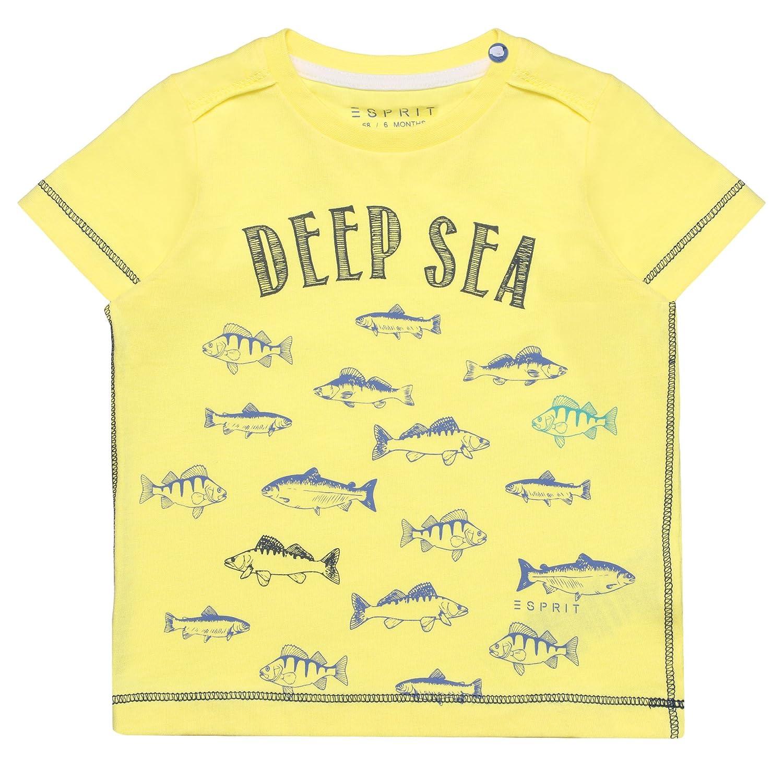 Esprit Camiseta Unisex Bebé RL1012202