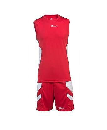 Asioka 58/13n Equipación Baloncesto sin Mangas, Niños