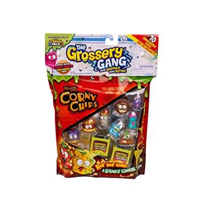Grossery Gang The Season 1 Large Pack: Toys & Games