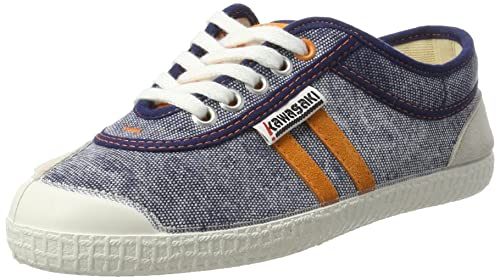 Retro Stitch, Unisex Adults Low-Top Kawasaki