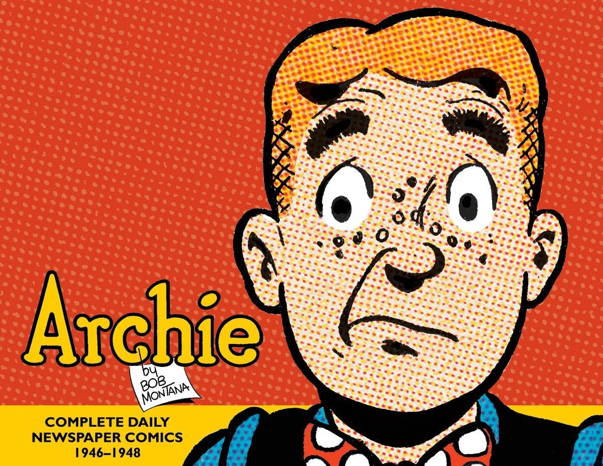 Archie: The Classic Newspaper Comics (1946-1948) by IDW Publishing