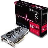 Sapphire Radeon RX 580 Pulse Scheda Grafica da 4 GB, GDDR5, Grigio