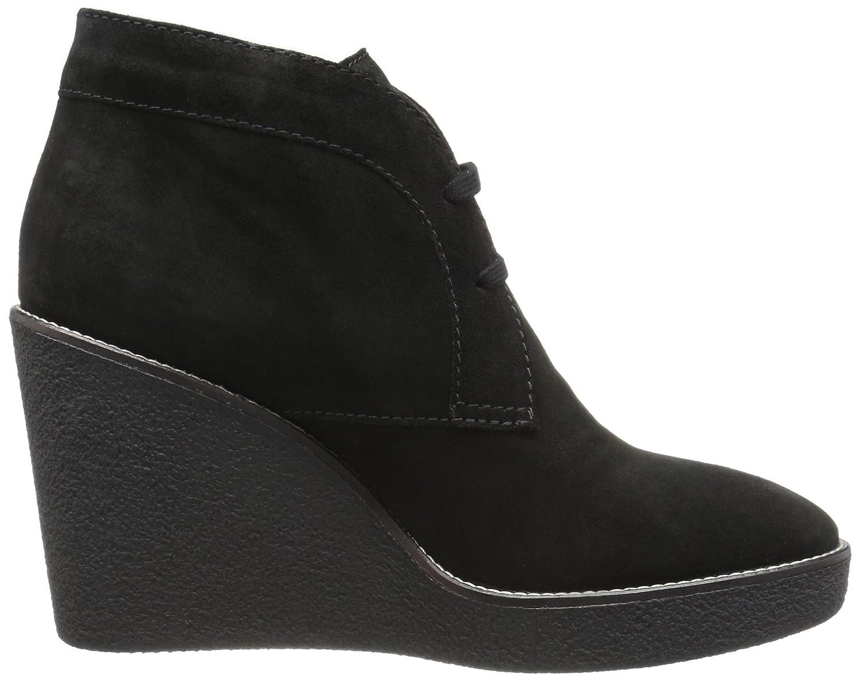 Aquatalia Women's Vianna Suede Boot B01EX81T86 9 B(M) US|Black