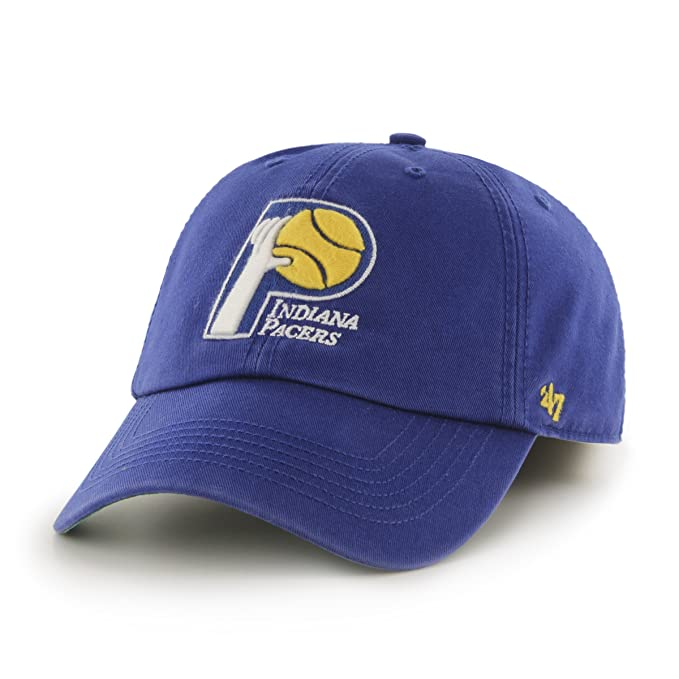 306a05e8b8bff0 NBA Indiana Pacers '47 Franchise Fitted Hat, Royal, Small