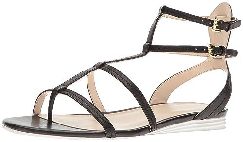 79eb866035f Cole Haan Women s Grand Gladiator Sandal Black  Buy Online at Low ...