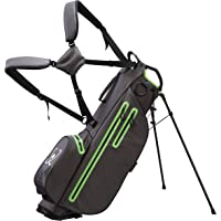 STA-DRY 100% Waterproof Golf Stand Bag 2018 Graphite Grey and Lime