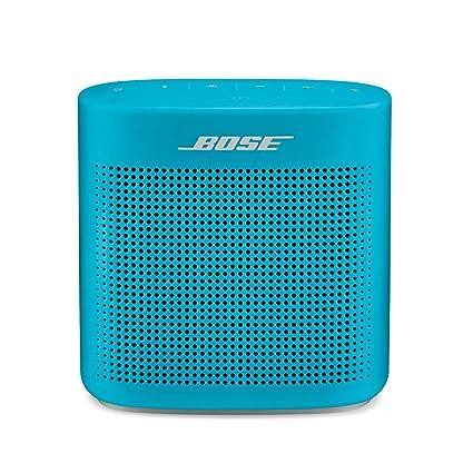 bose bluetooth speakers amazon. bose soundlink color bluetooth speaker ii - aquatic blue speakers amazon u