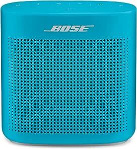 Bose SoundLink Color Bluetooth Speaker II, Aqua Blue