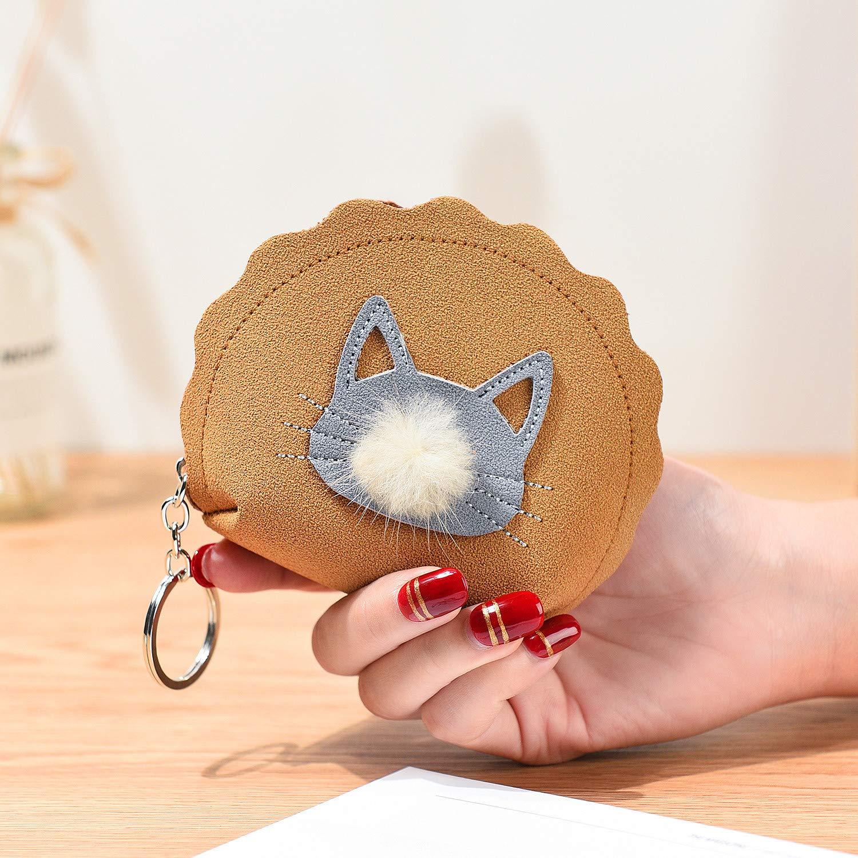 ZL Cute Bunny Creative monedero de la cartera de la ...