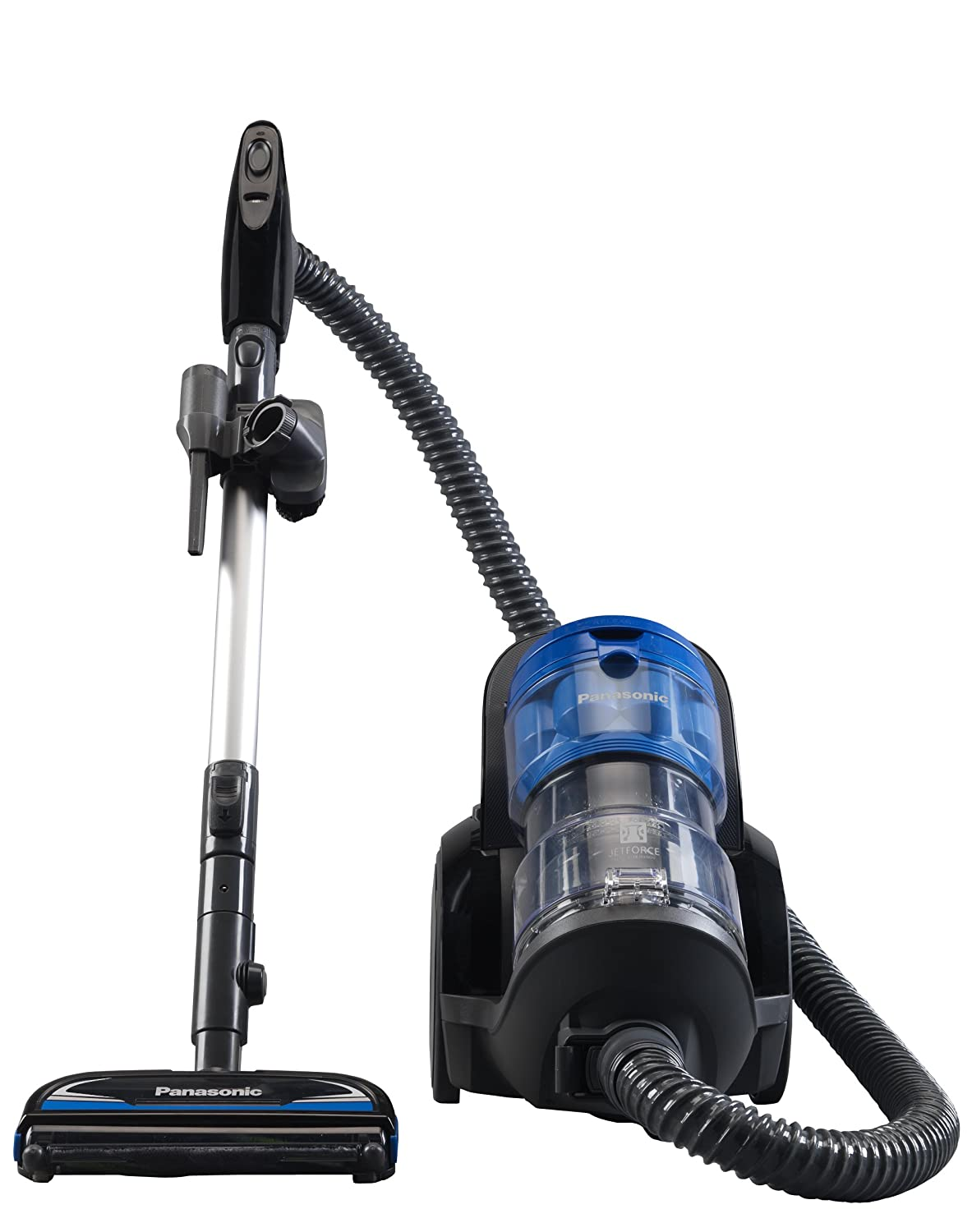 Amazon.com: Panasonic MC-CL943 JETFORCE Mult-Surface Bagless Canister  Vacuum Cleaner - Corded: Home & Kitchen