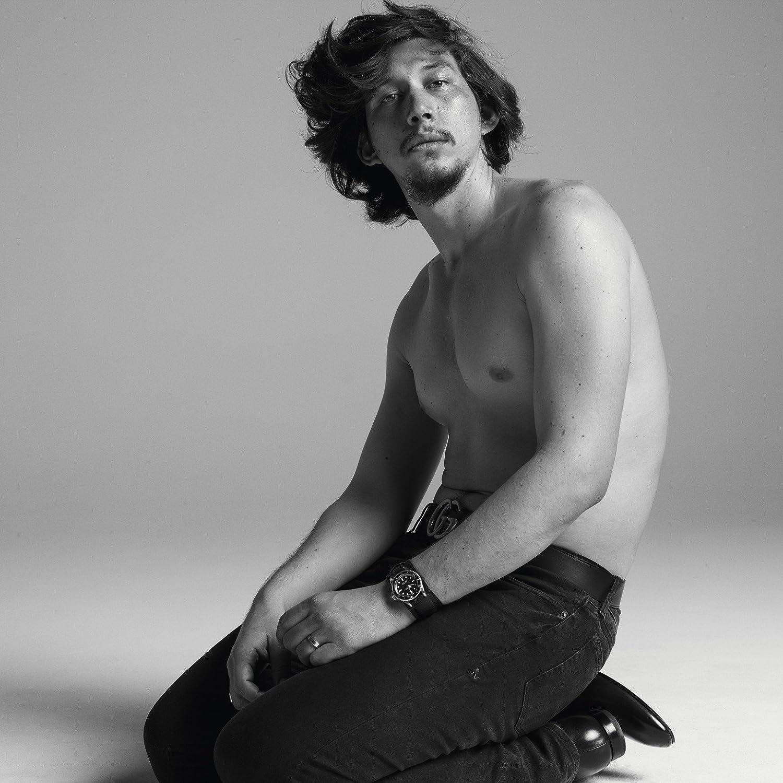 Adam Driver Kylo Ren Shirtless Hot on Knees 8 x 10 Inch Photo