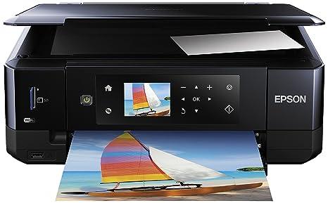 Epson Expression Premium XP-630 - Impresora inyección de Tinta multifunción, Color Negro